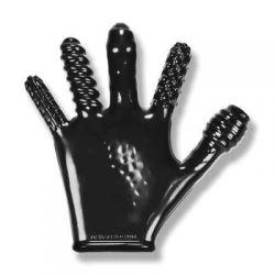 Gants Finger Fuck noir