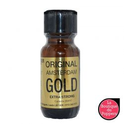 Poppers Amsterdam Gold pas cher