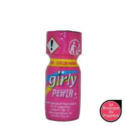 Poppers Girly Power pas cher