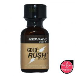 Poppers Gold Rush 24ml pas cher