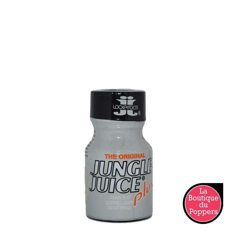 Poppers Jungle Juice Plus 10mL pas cher