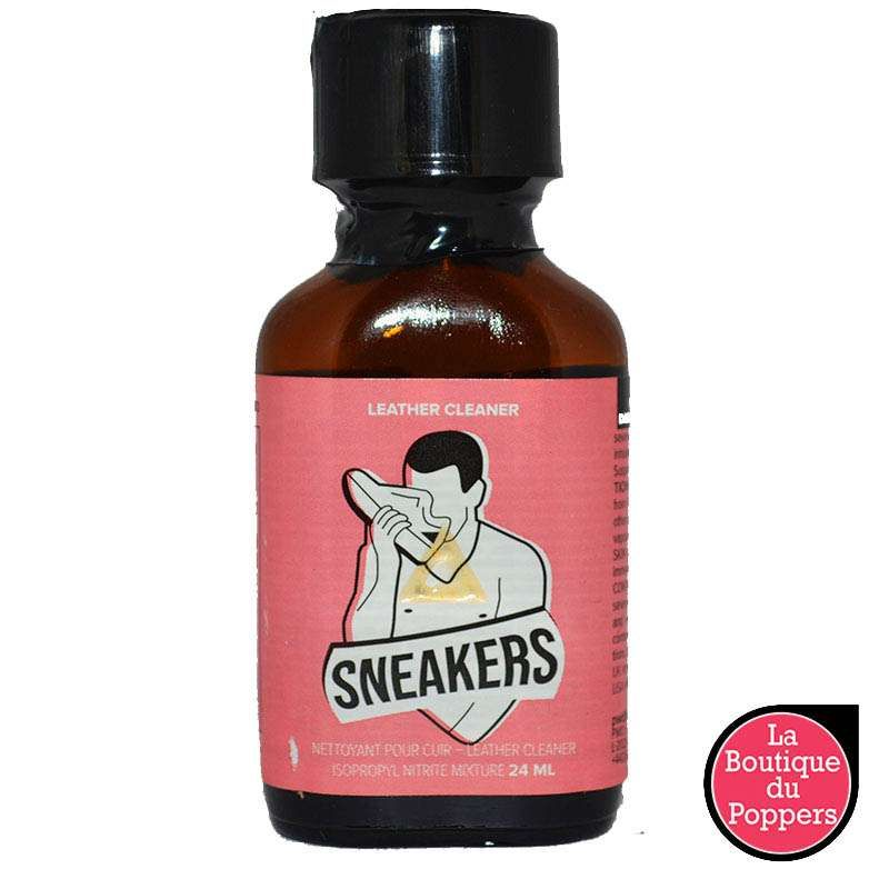 Poppers Sneakers pas cher