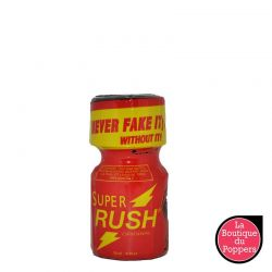 Poppers Super Rush Rouge pas cher