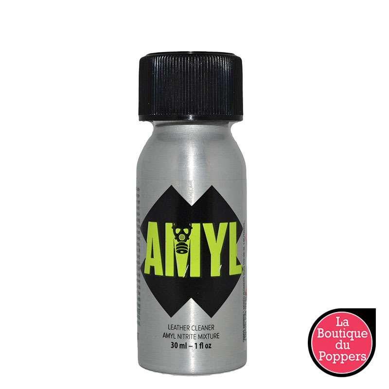 Poppers Amyl Pocket 30ml pas cher