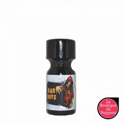 Poppers Bad Boys 13ml pas cher