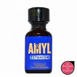 Poppers Amyl Titanium 24ml